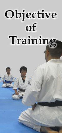 Objective of Training