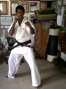 Mr. Lathanta Kaluarachchi