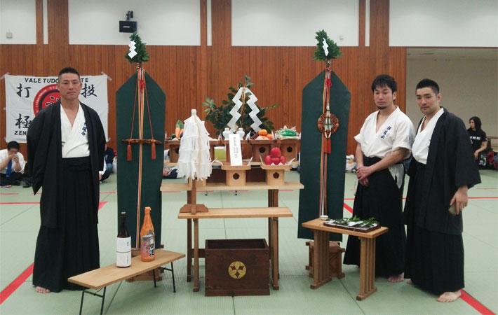ヒダン杯2015全日本RF武道空手道選手権大会