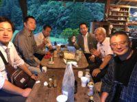 9月10日高森道場にて空手道禅道会稽古会が開催されました