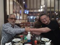 フィリピンDavaoフリースクール代表また、NPO法人 日本実践空手道協会 実践会館 宗師でもある川内鏐召先生