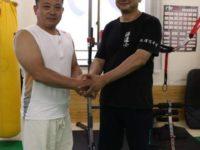 玉城先生と小沢先生