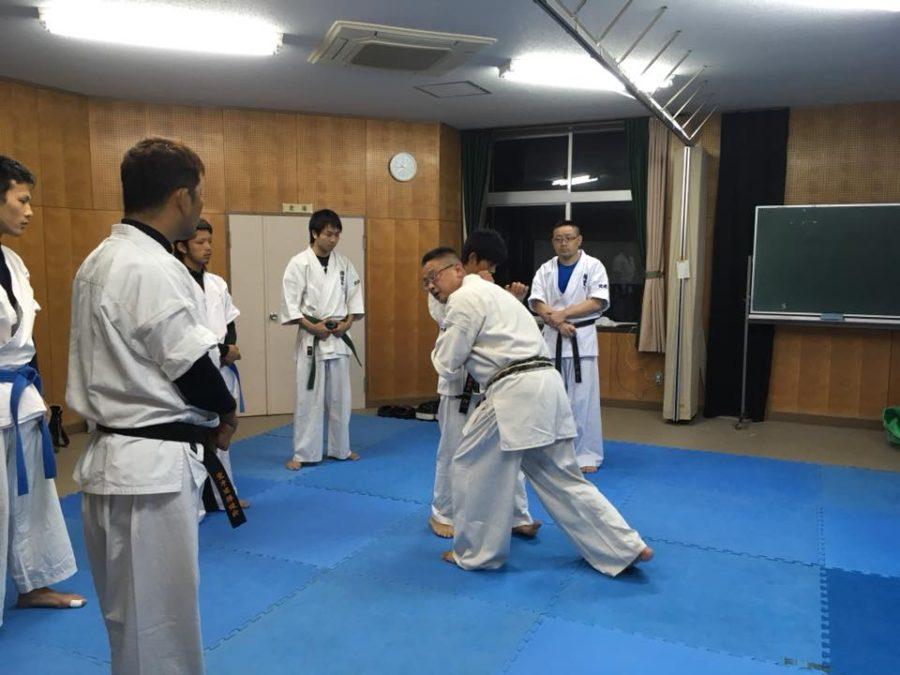 小沢先生による技術講習会
