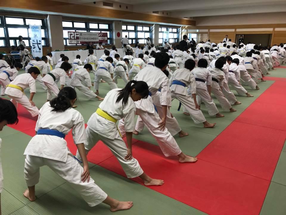 RF武道空手道関東大会