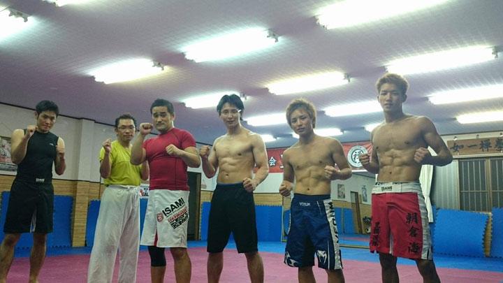 宮野先生と朝倉兄弟