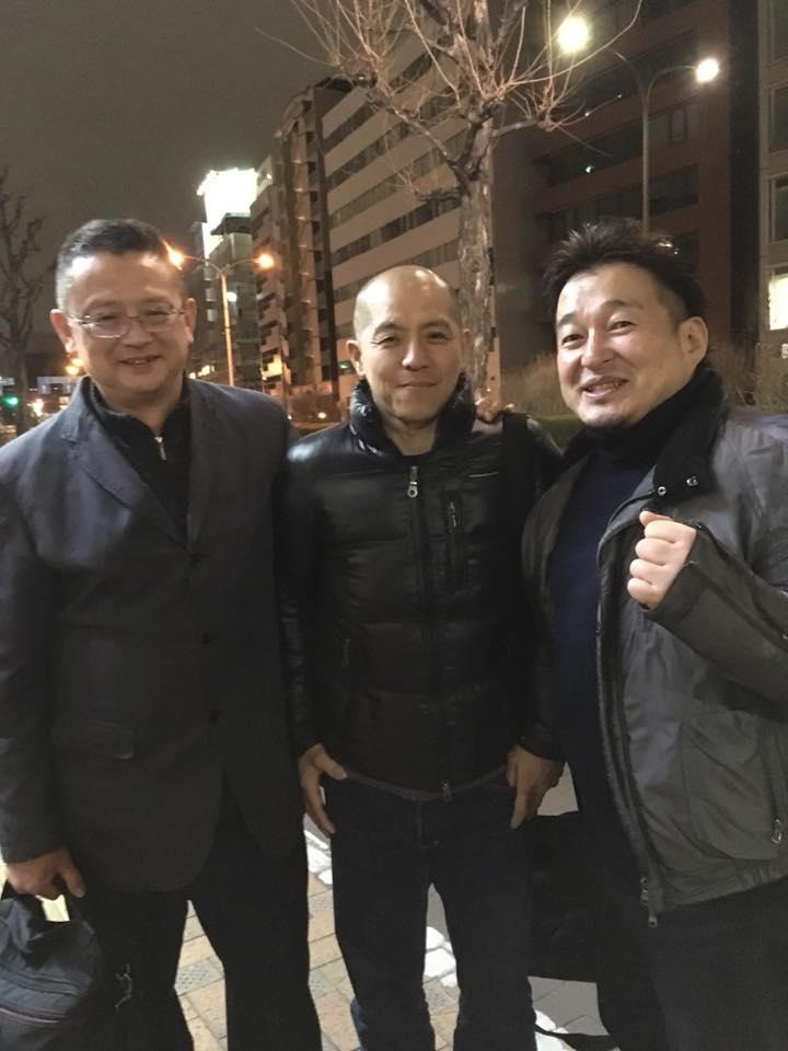 宮崎先生、岡田さん