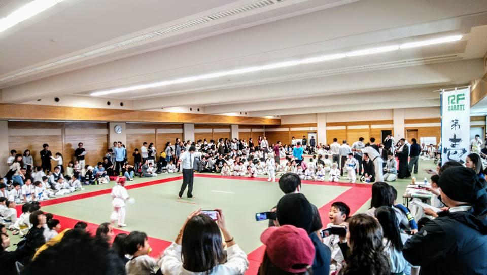3月25日 RF武道空手道関東大会