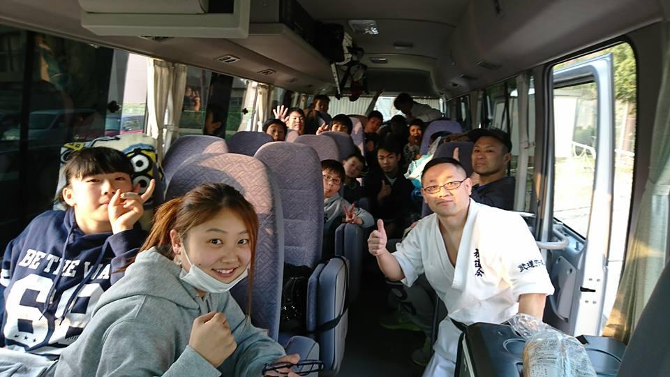 3/25(日) RF武道柔術中国地区大会