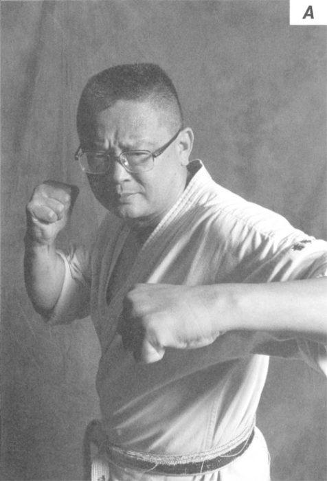 空手道禅道会 小沢隆先生